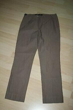 Robell Shaping-Hose Stretch-Hose Modell Marie taupe / dunkel